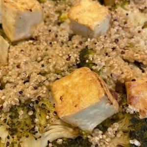 Tofu Extravaganza